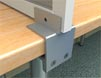 Desk installation step 1