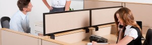 cubicle wall extensions