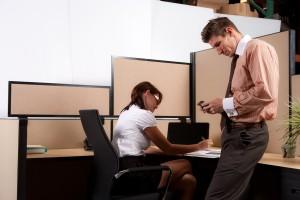 make cubicle walls taller