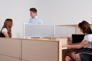 cubicle wall extenders