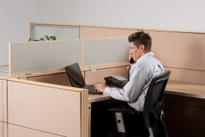 Panel Extenders and Other ways to Improve Cubicle Privacy