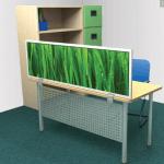 grass panel