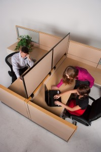 cubicle wall height extenders