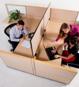 Can Cubicle Wall Extensions Stop Workplace Wars Obex