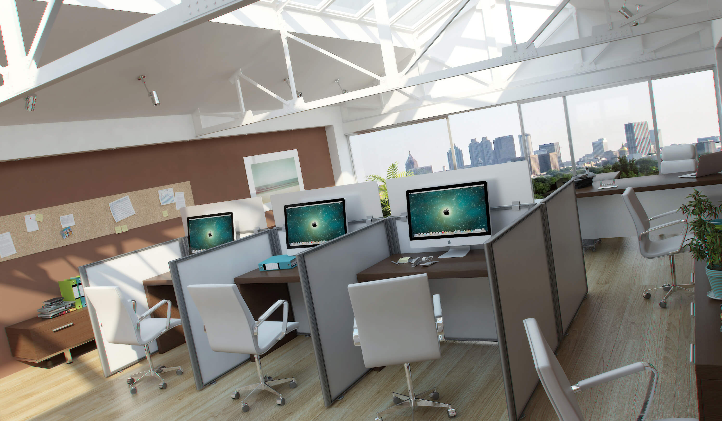 Cubicle Wall Amp Panel Extenders Obex Panel Extenders
