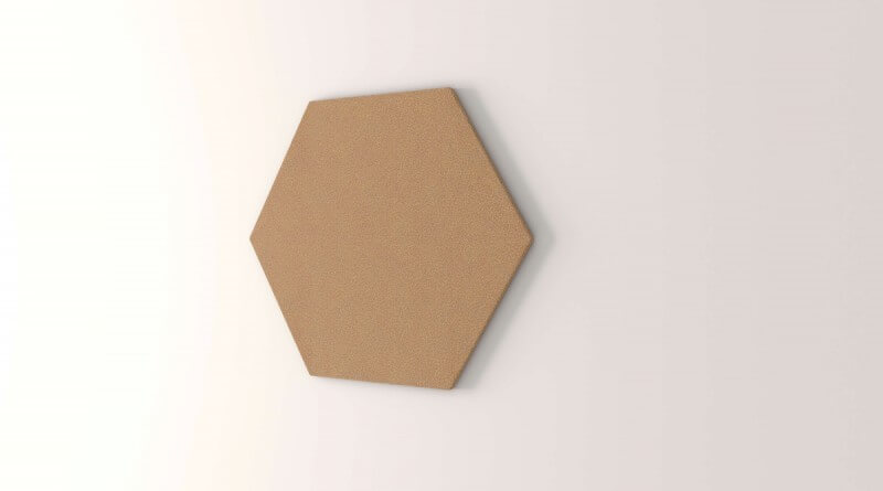 Hexagon Caramel Obex Panel Extenders